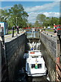 G9509 : Drumleague Lock, Lough Allen Canal by Robert Ashby