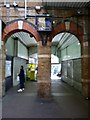 TQ3175 : Walkway, Brixton Railway Station SW9 by R Sones