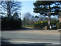 SJ4668 : B5132/Ferma Lane junction by Colin Pyle