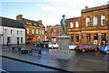 NY1966 : Annan War Memorial by David Dixon