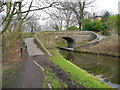 SJ9494 : Bridge No7 - Peak Forest Canal, Hyde by John Topping