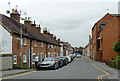 SP2055 : Great William Street in Stratford-upon-Avon, Warwickshire by Roger  Kidd