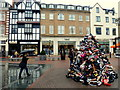 TQ1769 : Kingston Market Place, 2 by Jonathan Billinger