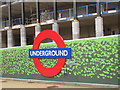 TQ3083 : Site for new underground entrance by Stephen Craven