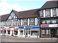 TQ0049 : London Road, Central Guildford by Colin Smith