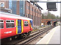 SU9949 : South West Trains, Guildford by Colin Smith