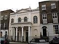 TQ3182 : Grace Baptist Church, Chadwell Street by Stephen Craven