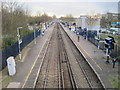 TQ4075 : Kidbrooke railway station, Greater London by Nigel Thompson