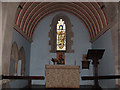 TQ3182 : St Mark's, Clerkenwell: side chapel by Stephen Craven