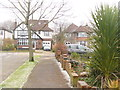 TQ2362 : Suburban Ewell by Colin Smith