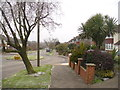 TQ2262 : Ewell - Seymour Avenue by Colin Smith