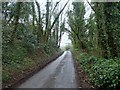 SK2763 : Bent Lane, Darley Hillside by Andrew Hill