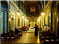 TQ2979 : Westminster Cathedral - interior, 2 by Jonathan Billinger