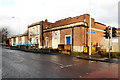 SJ8194 : Chorlton Baths by David Dixon