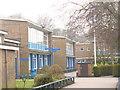 SU8053 : Fleet - Court Moor School by Colin Smith