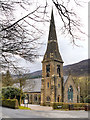 SE0004 : St Mary's Church, Greenfield by David Dixon