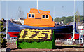 D4002 : RNLI floral display, Larne by Albert Bridge