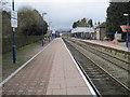 SP8310 : Stoke Mandeville railway station by Nigel Thompson