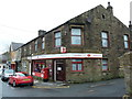 SD8746 : Barnoldswick Post Office by Alexander P Kapp
