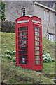 SP0511 : Telephone box, Chedworth by Christine Matthews