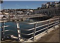 SX9163 : Torquay New Harbour by Derek Harper