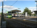 TQ3568 : Elmers End Tram Stop and Station by Stephen Armstrong