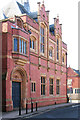 SJ6087 : Warrington - former county court on Hanover Street by Dave Bevis