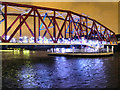 SJ8097 : Detroit Bridge, The Speed of Light by David Dixon