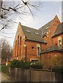 TQ2179 : Former St Mary's Church, Stamford Brook by Derek Harper