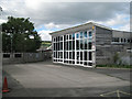 SX9273 : Teignmouth Community School, Mill Lane by Robin Stott