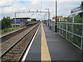 SJ8590 : East Didsbury railway station by Nigel Thompson