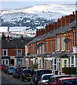 J3271 : Brookland Street, Belfast by Rossographer
