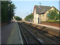 SK5082 : Kiveton Park railway station by Nigel Thompson