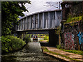 SP0482 : Selly Oak Railway Bridge No 81 by Gillie Rhodes