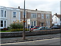 ST3160 : Trafel Hotel, Weston-super-Mare  by John Grayson