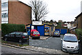 TQ4666 : Chislehurst Road Garage by Ian Capper