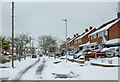 SO9095 : Chilly spring for Buckingham Road in Penn, Wolverhampton by Roger  Kidd