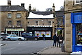 SK2168 : Shops on Matlock Street, Bakewell by Peter Barr