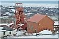 SO2308 : Blaenavon Colliery  in the Snow : Week 13