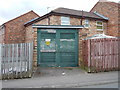 SE3028 : Electricity Substation No 7308 - Sanderling Way by Betty Longbottom