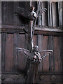 TL4070 : Willingham: St Mary and All Saints - angel roof by John Sutton