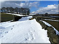 SE0139 : Snow Drifts on Grange Lane by Chris Heaton