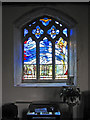 TL3966 : Longstanton: All Saints - RAF 7 Squadron memorial window by John Sutton