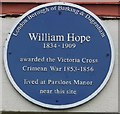 Photo of Blue plaque № 12962