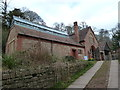 ST5071 : Tyntesfield - sawmill and engine house by Chris Allen