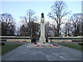 SO8317 : War Memorial, Gloucester by JThomas