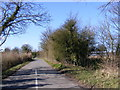 TM4270 : Wash Lane, Darsham by Adrian Cable