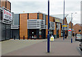 SO9197 : New supermarket in Blakenhall, Wolverhampton by Roger  Kidd