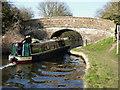 SJ8904 : Cruising under Upper Hattons bridge : Week 15