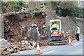 SO7743 : Repairing the Gothic Well, Wells Road, Malvern by Bob Embleton